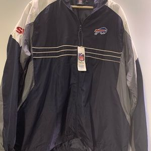 NFL Buffalo Bills windbreaker